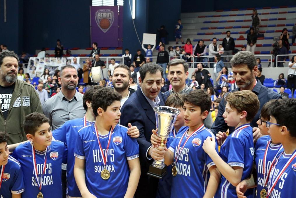 اتحاد السلة يستعد لإطلاق بطولات الفئات العمرية