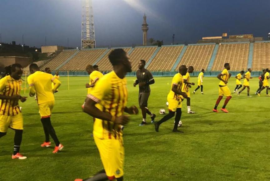زيمبابوي ممنوعة من استضافة مباريات دولية