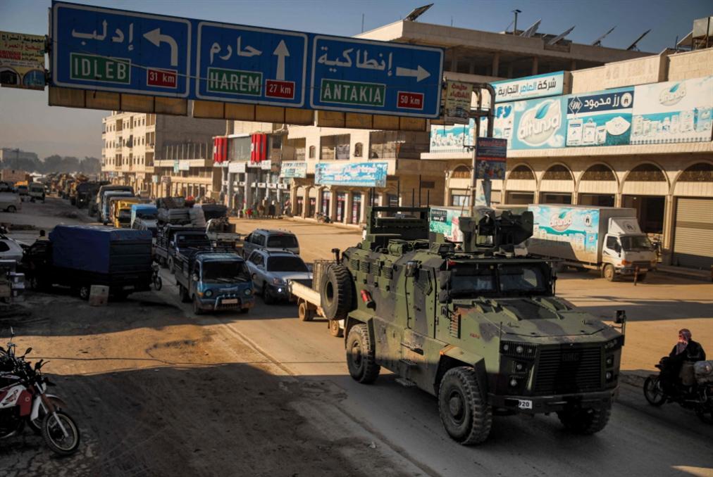 الجيش يصدّ هجوم غرب حلب: حواجز تركية حول سراقب
