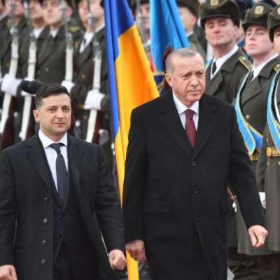 إردوغان يردّ من أوكرانيا: لم ولن نعترف بضمّ القرم!