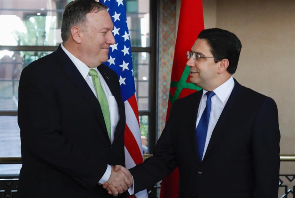سعي إسرائيلي في واشنطن: اعتراف بسيادة المغرب على الصحراء... مقابل التطبيع
