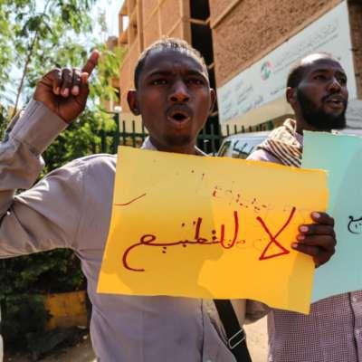 تشجيع سعودي ومصري وإماراتي: الخرطوم الى التطبيع رسمياً