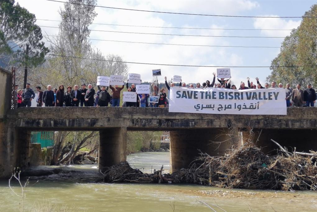 مرج بسري إلى «التدويل»: احتجاج ألماني على مشروع السدّ