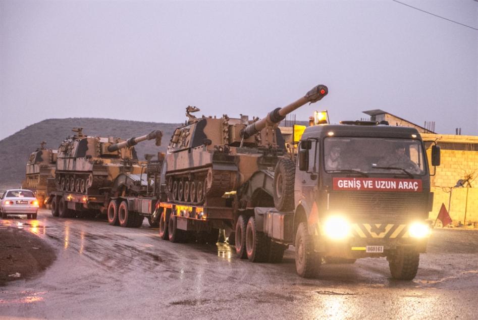 تعزيزات تركية في ريفَي الرقة والحسكة: استئناف «نبع السلام» ردّاً على إدلب؟