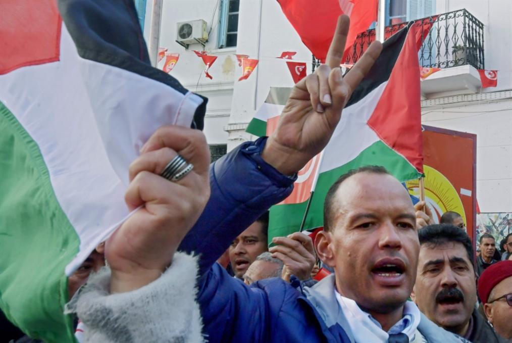 إقالة مندوب تونس لدى الأمم المتحدة... بعد حراكه ضدّ «صفقة القرن»