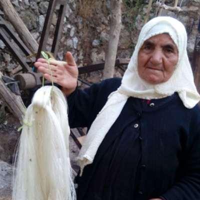 قرية دير ماما: حرير دودة القز مهدّد بالاندثار