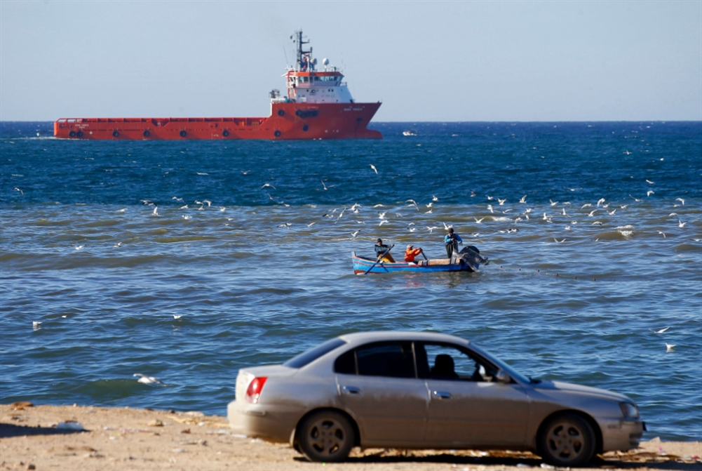 روما ومدريد تدعمان «رقابة أوروبية» على حظر شحنات السلاح إلى ليبيا