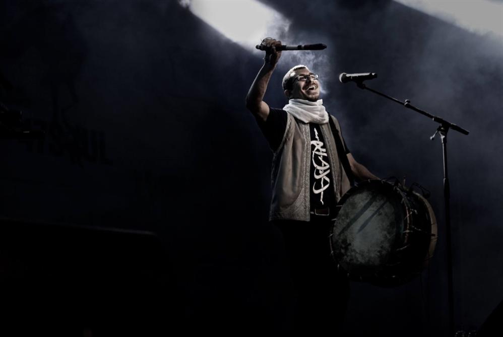 «إلكتروستين»: الفولكلور الفلسطينيّ في قلب المشهد الفنيّ المعاصر