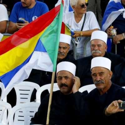 زرع الفتنة بين الفلسطينيين: حملة يهودية لـ«شكر الدروز»!