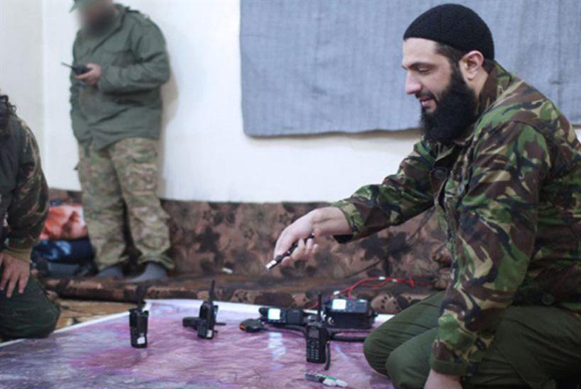 «الإخبارية السورية» في عقر دار الجولاني