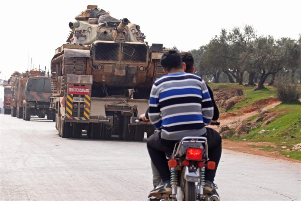 أنقرة تسحب السلاح الثقيل من إدلب؟