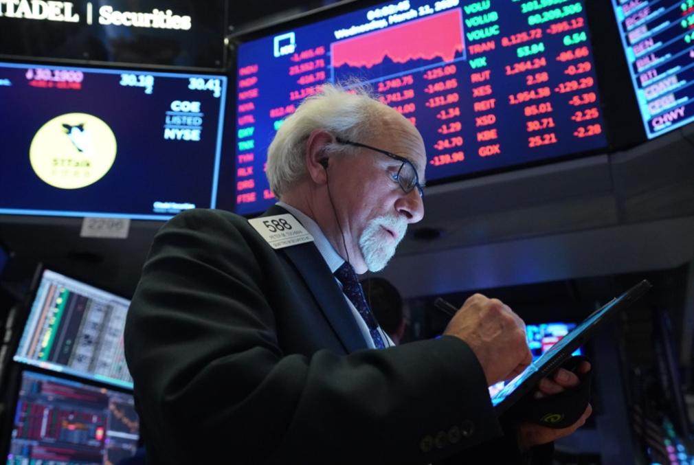 الأسواق الأوروبيّة والأميركية تنهار