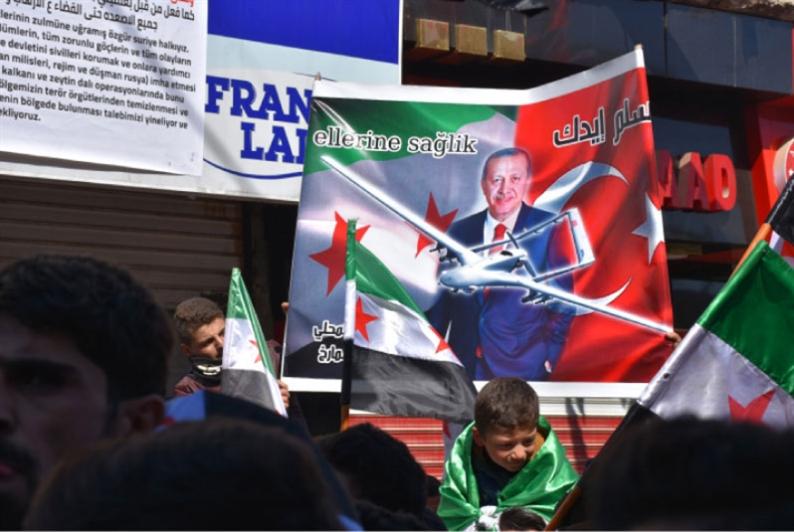 تركيا تريد عين العرب
