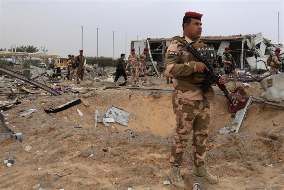واشنطن تُصعّد ميدانياً في العراق... حاملات الطائرات باقية في المنطقة