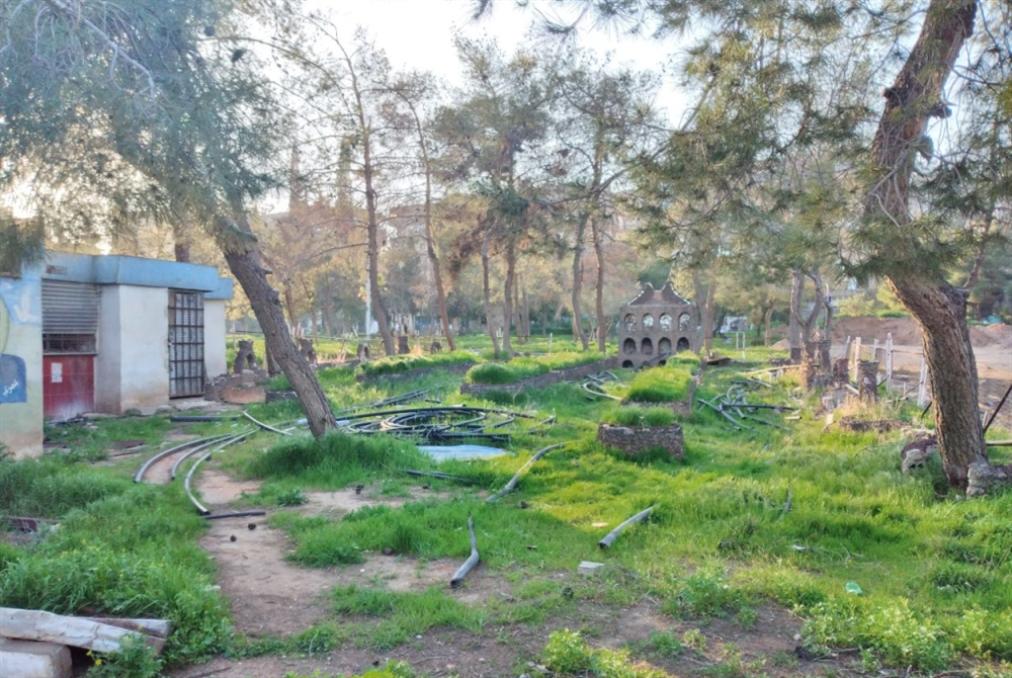 في دمشق: حدائق لـ VIP... و أخرى للأشباح!