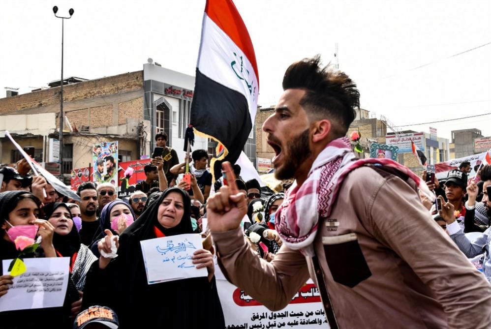 المشهد السياسي في العراق بعد الاعتذار