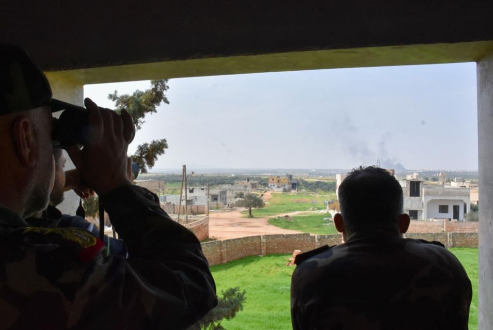 فشل «أوّلي» في فتح M4: المسلحون يمنعون إتمام الدوريات المشتركة