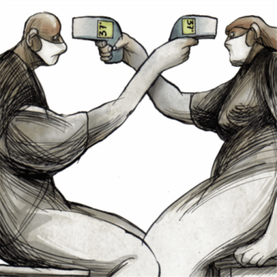 الهلع من «كورونا»: صناعة وتجارة في نموذج مفلس