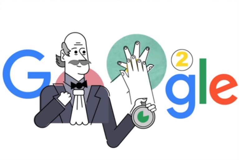 في زمن الوباء... «غوغل» يحتفي بـ «منقذ الأمهات»