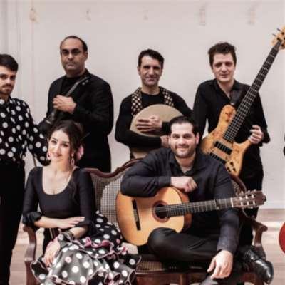 ATHRODEEL... من شرفة السوريين موسيقى لتحيا برشلونة!