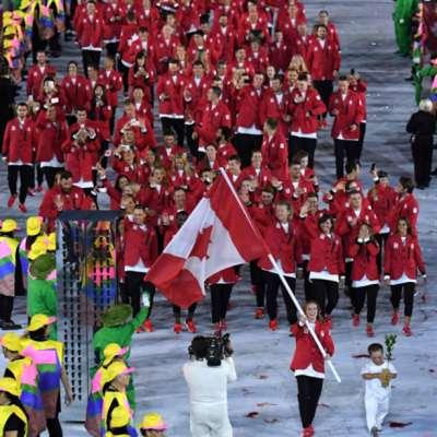 كندا لن ترسل رياضييها إلى الألعاب الأولمبية