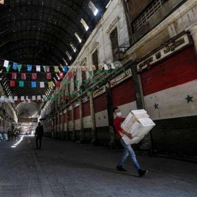 سوريا بعد الإصابة الأولى: قلق على المعيشة أيضاً