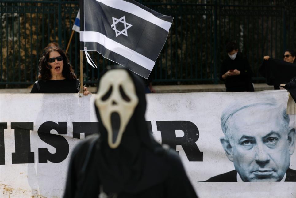 أزمة تل أبيب السياسية مستمرّة
