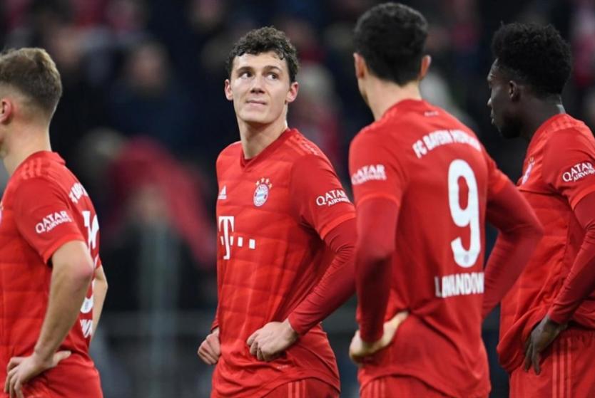 لاعبو بايرن ميونيخ يوافقون على تخفيض رواتبهم