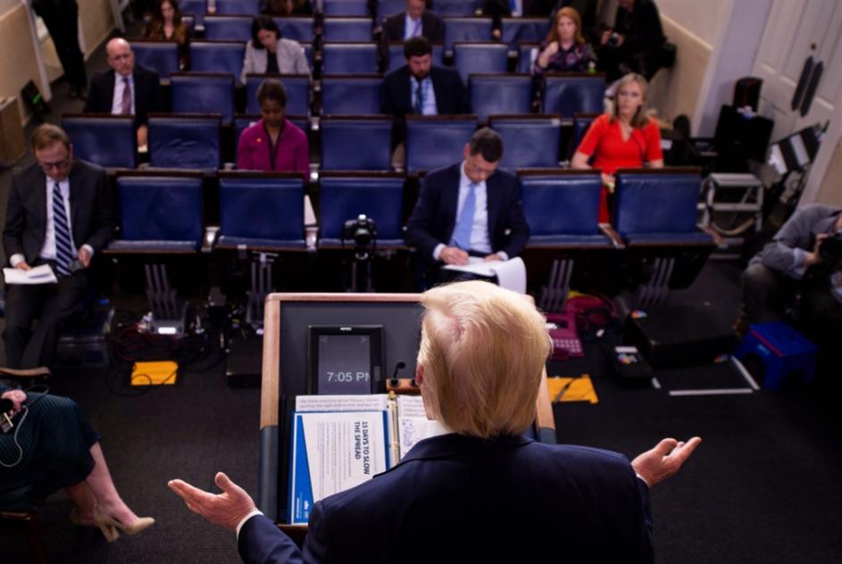 الولايات المتحدة أمام خطر التحوّل إلى «مركز كورونا» الجديد