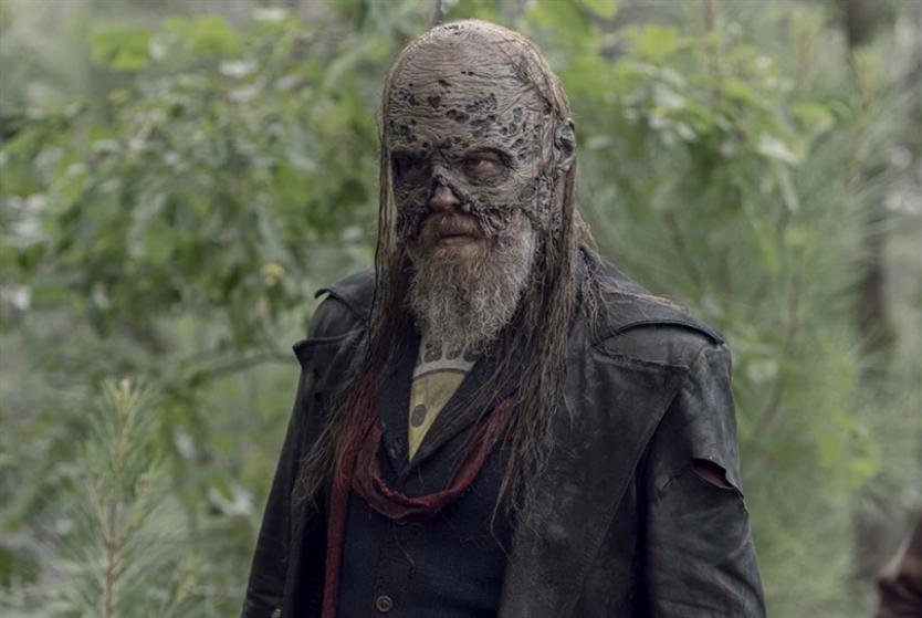 الحلقة الأخيرة من The Walking Dead... بعد حين