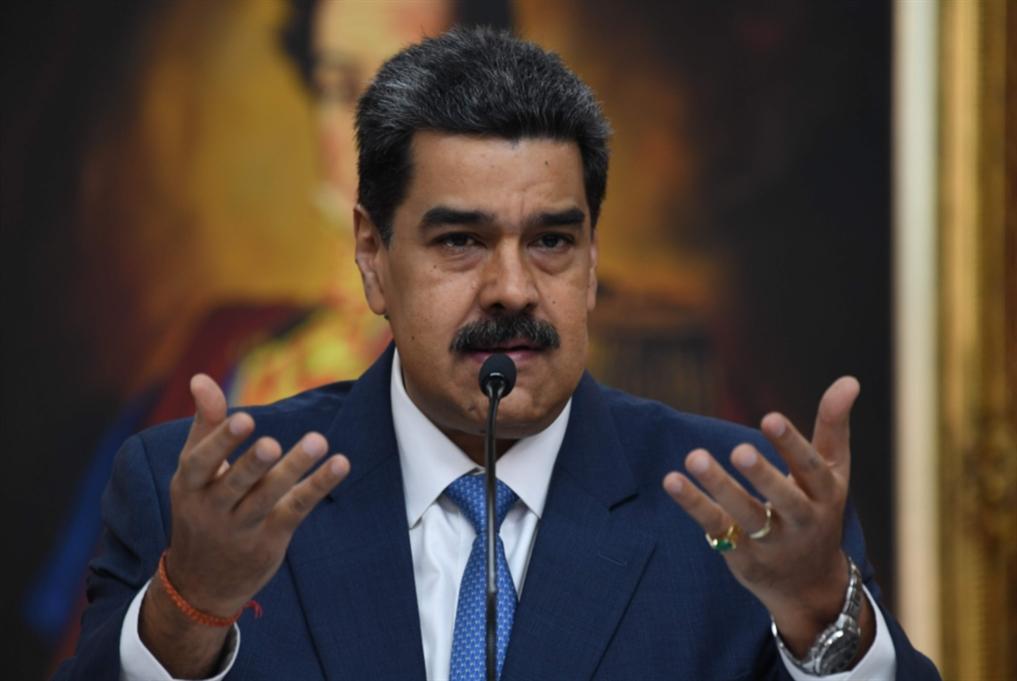 فنزويلا | واشنطن: 15 مليون دولار مقابل مادورو