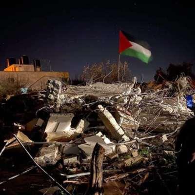الحجر المنزلي لمن هُدّمت بيوتهم: الاحتلال يسلب «رمز» الحماية