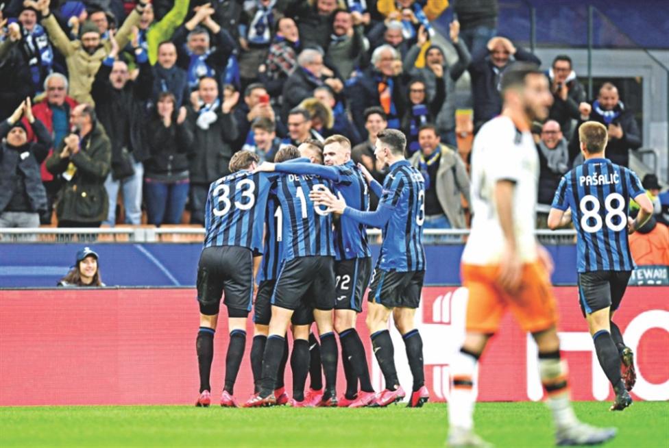 هكذا تسببت مباراة كرة قدم في نشر الكورونا في إيطاليا وإسبانيا
