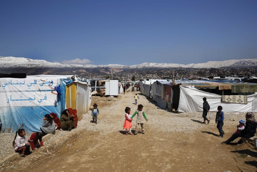 سعدنايل | أطفال مخيم «019» فريسة للقوارض!