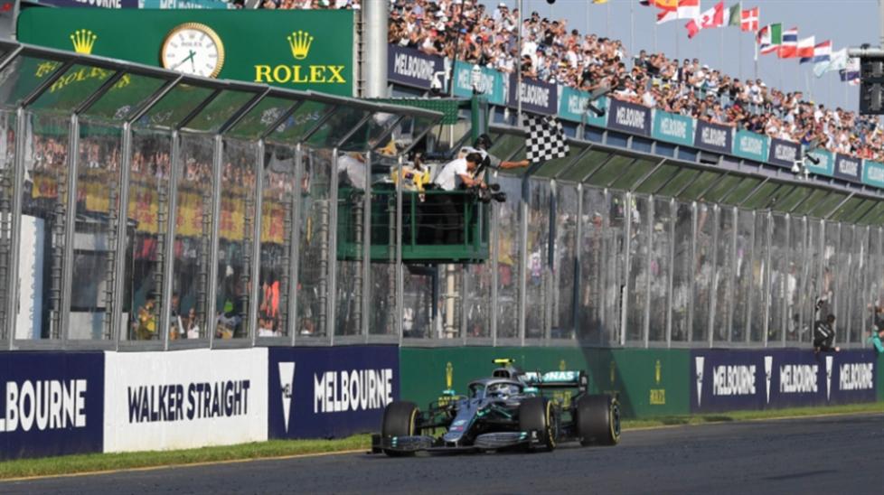 صورة «كورونا» لـ«الفورمولا 1»: أنا أسرع!