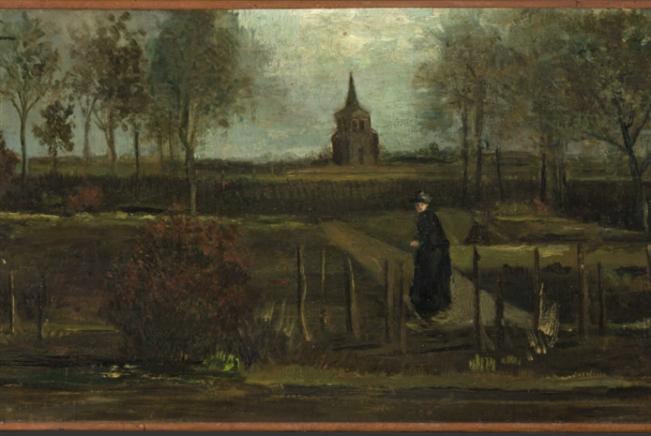 لصوص يسرقون «حديقة» فان غوخ