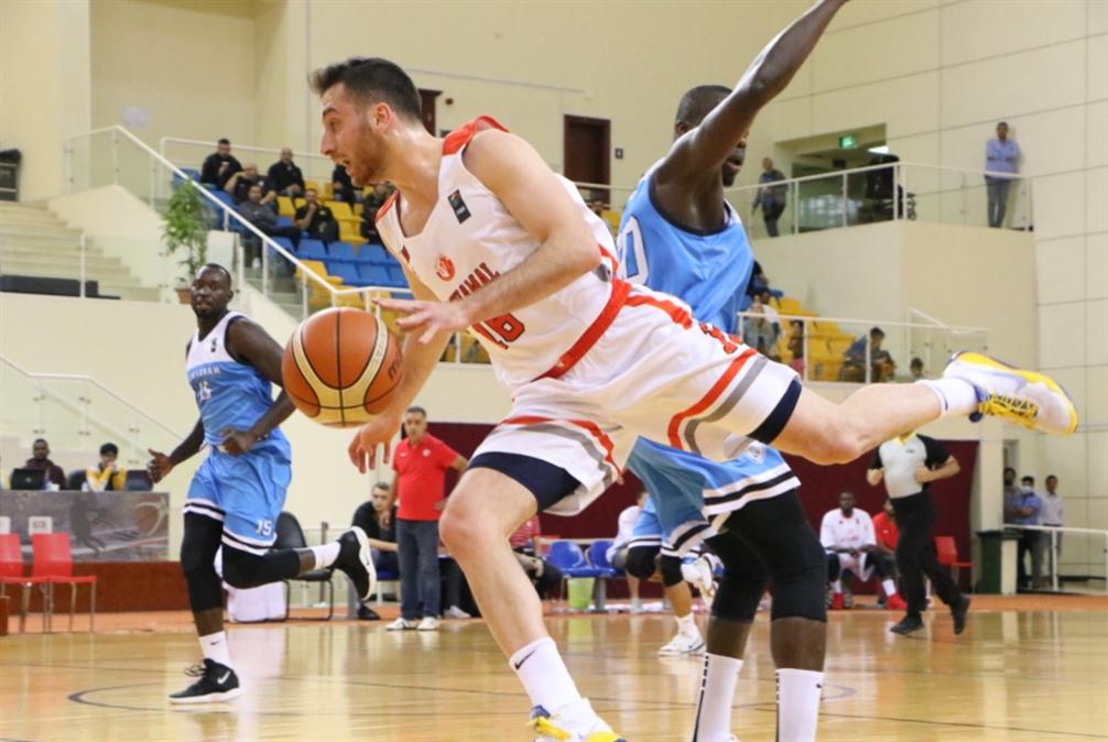 نجوم كرة السلة: إلى الخليج در