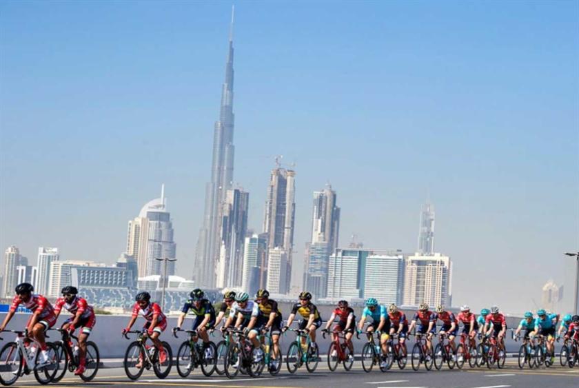 حجر صحي لدرّاجين في الإمارات