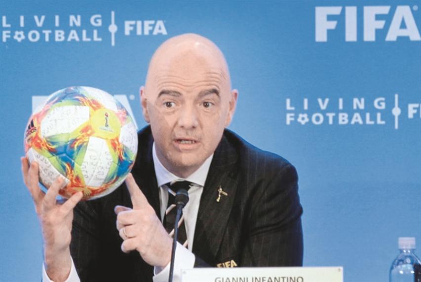 تصفيات كأس العالم مهدّدة