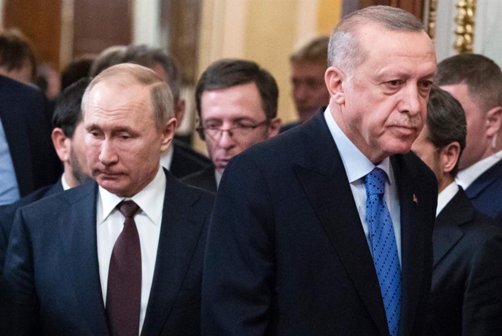 اتّفاق موسكو: استراحة محاربين