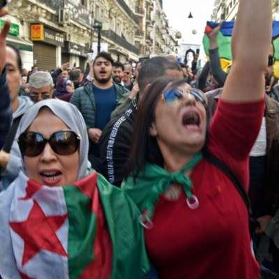 الجزائريّات لن يَعُدن إلى المنازل هذه المرة