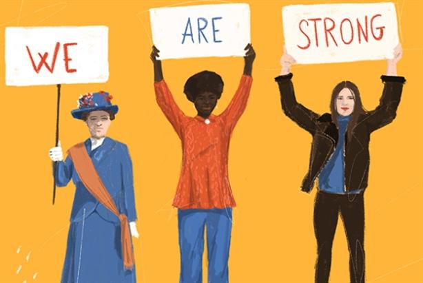 «يوم المرأة» على مواقع التواصل: احتفالية زائفة
