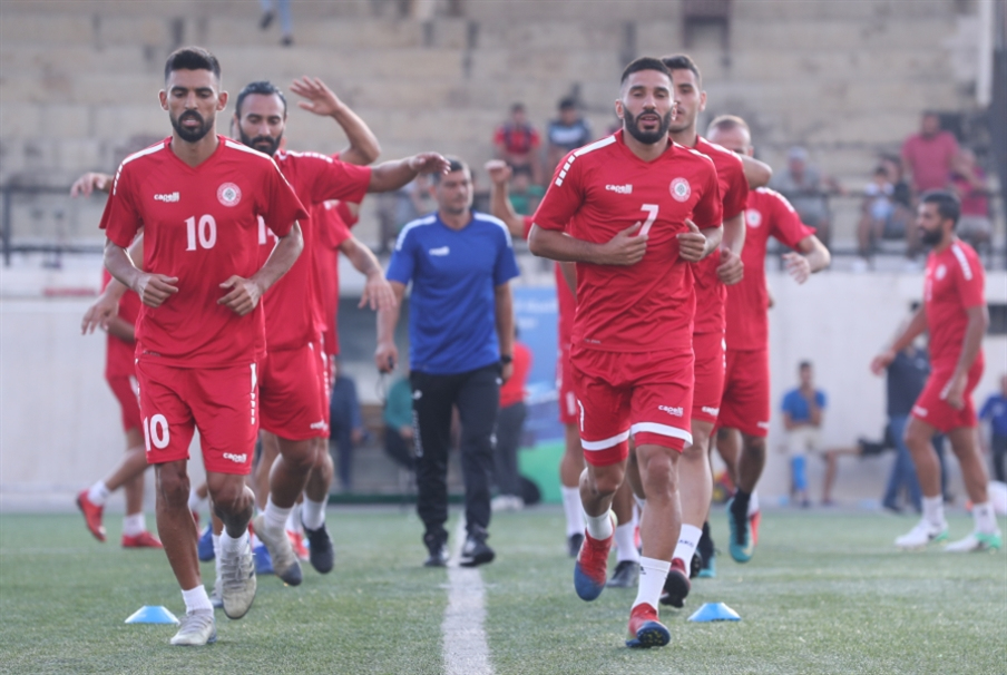تأجيل مباريات منتخب لبنان