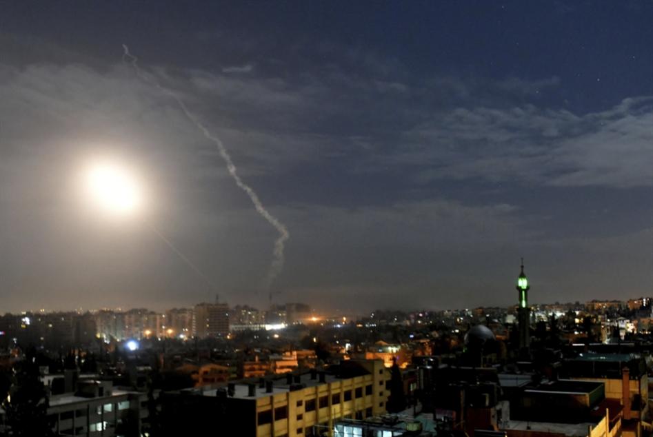 طائرات العدو تغير من لبنان: الدفاع الجوي يتصدّى لاستهداف شرق حمص