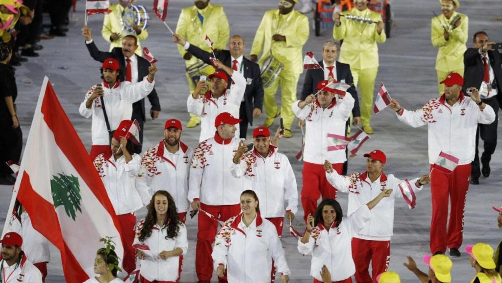 شارك لبنان في أولمبياد ريو ديجانيرو البرازيلي عام 2016 عبر تسعة رياضيين ورياضيات في سبعة ألعاب