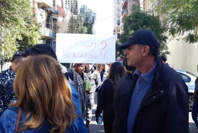 موظفو «المستقبل»: اعتصام في سبيرز