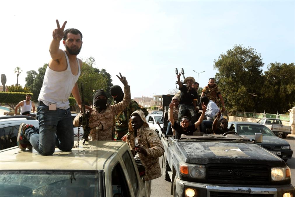 قصف «انتقامي» على طرابلس