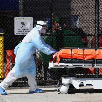 نيويورك تحصد أرواحنا: لا مقابر لموتى المديـنة