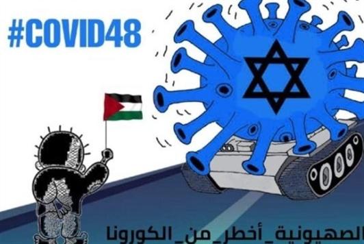 #Covid48 للتذكير بجرائم الإحتلال الإسرائيلي
