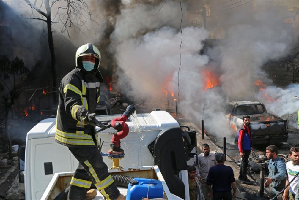 أنقرة تعلن توقيف منفّذ تفجير عفرين: ينتمي إلى «حماية الشعب»